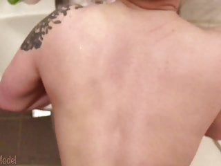 Fucking My Russian Wife Everywhere Hammer Away Bathroom. Cum Superior To Before Light Coupled With Bj